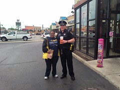 2016Dunkin'Donuts-WA111318 (Special Olympics ILL) Tags: rooftop donuts cop lawenforcement dunkin broadview torchrun specialolympicsillinois