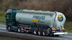 D - H.Freund >130< DAF XF 106.440 SSC (BonsaiTruck) Tags: truck köln silo 106 lorry camion trucks 130 freund ssc bulk lastwagen daf lorries lkw xf ffb frechen citerne lastzug silozug feldbinder powdertank