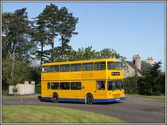 Around the bend! (Jason 87030) Tags: road morning school yellow canon village bend northamptonshire may highstreet northants hunters leyland highst olympian 2016 daventry braunston geoffamos g801tbd