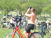 IMG_0334 (FOTOSinDC) Tags: shirtless man hot bike tattoo ink muscle candid handsome biker shorts