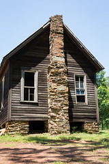 Draketown House (Travis Photo Works) Tags: door wood old houses white house building abandoned home architecture rural vintage landscape town wooden cabin antique background empty rustic cottage structure american shutters tinroof