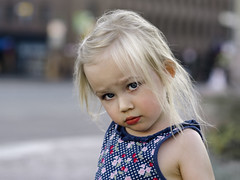 blue eyed innocence (k.subhas@gmail.com) Tags: portrait beautiful angel dark eyes f14 deep 85mm innocence creamy bookeh