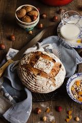IMG_9452_exp (Helena / Rico sin Azcar) Tags: bread pan muesli sordough masamadre