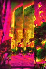 Summer in The City (Texas Finn) Tags: artdigital shockofthenew awardtree