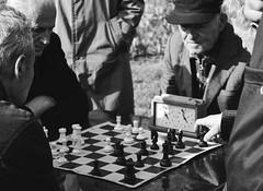 Battlefield (andreakostic) Tags: blackandwhite serbia chess documentary belgrade livephotography