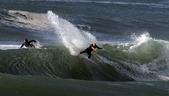 6516ARL (Rafael Gonzlez de Riancho (Lunada) / Rafa Rianch) Tags: beach sport agua surf waves playa hossegor surfing olas deportes aquitania landas