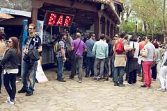Verdeando Fest Gijón Museo del Pueblo de Asturias Food Trucks