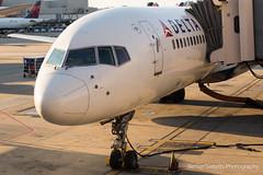 N673DL, Delta Airlines, Boeing 757, Atlanta Airport (Renier Siebrits) Tags: nikon atlantaairport f28 d800 boeing757 2870 deltaairlines n673dl hartsfieldjackson