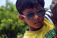 Siddhant Shah (Shashi Shah) Tags: yellow kid sunglass myhero newdelhi shah vizag shashi dwarka siddhant smartboy vijayenclave paramountschool delhiboy siddhantshah schoolhero delhihero