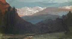 lucien poignant peintre savoyard montagne chambry (Peintresavoyard) Tags: lucien poignant