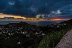 dal Ciglio - Isola d'Ischia, Italy -  2016 (Captured.Light) Tags: ischia serrara ciglio tramonto sunset landscape golden hour blue orablu gianluigiiacono gianluigiiaconoit gianluigiiaconophotography puestadelsol ischiaisolaverde ischiamare nikon nature d7000 tamron175028