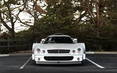 CLK GTR. (Alex Penfold) Tags: mercedes clk gtr supersport ss super sport merc benz silver supercars supercar car cars autos alex penfold 2015 carweek monterey