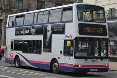 First Scotland East Volvo B7TL/Transbus President 32299 (LK03 NGY) (john-s-91) Tags: first firstscotlandeast volvob7tl transbuspresident 32299 lk03ngy edinburgh edinburghroute27 jasonbourne