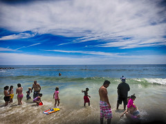 Summer Wind (Mark ~ JerseyStyle Photography) Tags: markkrajnak jerseystylephotography jerseyshore asburypark summer2016 beach july2016 2016