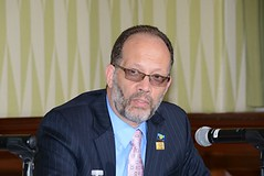 36th CARICOM Heads of Government  - Closing Press Conference (barbadosgovernmentinformationservice) Tags: 1576