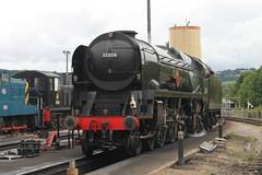 IMG_8419 (D9022) Tags: gloucesterwarwickshirerailway toddington 47376 freightliner gloucestershire 7903 d6948 37248 37215 35006 peninsular oriental sn co royal merchant navy class 4270 foremarke hall d8137 1693 d6036
