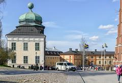 Gustavianum, Uppsala (Gösta Knochenhauer) Tags: 2016 august uppsala university museum gustavianum sverige sweden building panasonic lumix dmcfz1000 fz1000 rwp9070419nik suede svezia suède schweden suecia leica lens