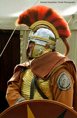 Flavivs Vlpivs Lvpvs from Vicus Ultimus (Hrafn Photography) Tags: ancientrome archologischesexperiment centurion dymarkiwitokrzyskie historicalreenactment legio nikond7100 romanlegion spqr vicusultimus