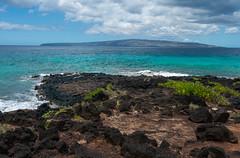 Pu'u Olai (kathrynjoy93) Tags: makenastatepark puuolai redhill volcanicrock waves ocean bigbeach littlebeach