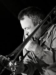 Gueorgui Kornazov (Elian Chrebor) Tags: gueorguikornazov trombone jazzmusic jazzman jazzmusician jazzphotography concertphotography live