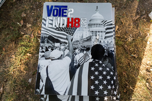 Vote 2 End H8 March and Community Townhall, Washington DC