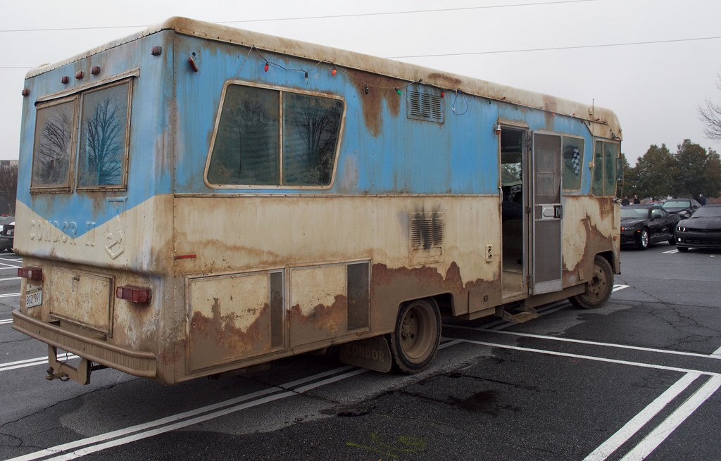 Excellent Wear A Rusty RV That Appeared In The Holiday Classic National Lampoon