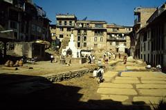 Bhaktapur (Népal) (Christian Bachellier) Tags: nikon bhaktapur népal