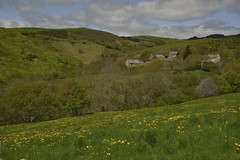 Hameau sous l'Aubrac (Michel Seguret Thanks all for 8.900 000 views) Tags: france primavera nature season spring nikon plateau natur natura printemps frhling d800 saison aubrac lozre michelseguret