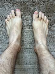 adoración del pie fetiche gay