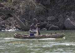 Old Woman On A Traditional Boat Rowing, Baringo County, Baringo, Kenya (Eric Lafforgue) Tags: poverty africa wood people lake water horizontal outdoors photography fishing day sailing adult kenya fulllength craft sunny canoe rafting transportation rowing tradition cultures adultsonly onthemove oneperson kenyan riftvalley eastafrica baringo senioradult realpeople artandcraft colorimage manmadeobject lakebaringo colourimage 1people indigenousculture africanculture africantribe nauticalvessel colourpicture baringocounty kenya201412860