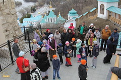 3. An excursion in Sviatohorsk Lavra / Экскурсия в Лавру