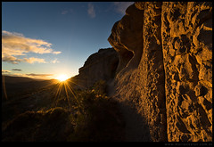 Cuevas camino a Sañicó