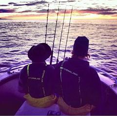 Early morning start by Jason Moyce on the south coast, NSW. #stormlinegear #Stormline #fishing #australia #catchoftheday #nsw