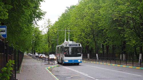 Vidnoye trolleybus ZiU-682G016 22