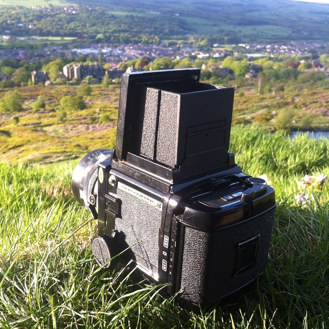 #rb67 #mediumformat #analogue #ilkley