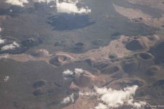 Volcanic Activity - 8th July 2015 (princetontiger) Tags: plane volcano kenya aerial crater