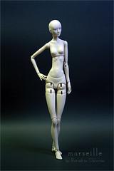 9 (BuriedinOblivion) Tags: art ball marseille doll artistic buried oblivion jointed skene
