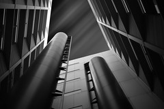 angularity (vulture labs) Tags: longexposure blackandwhite london architecture zeiss photography sony fineart workshop vulturelabs