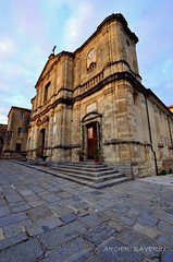 Cattedrale Squillace Cz (Arcieri Saverio) Tags: street italy church landscape italia cathedral sigma chiesa cz 1020mm calabria catanzaro cattedrale squillace