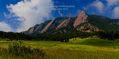 Rolling Hills of Chautauqua Meadow Beneath the Flatirons (Bridget Calip - Alluring Images) Tags: summer colorado meadow wildflowers blueskies rollinghills allrightsreserved flatirons greengrass chautauquapark copyrighted 2015 dramaticclouds bouldercounty bridgetcalip unitedstatesnationalregisterofhistoricplaces chautauquamovement alluringimagesllc chautauquagreen coloradoregisterofhistoricplaces unitedstateshistoricregister unitedstatesnaturalhistorylandmark