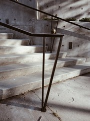 (--v) Tags: detail stairs railing bannister