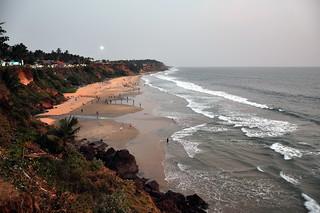 India - Kerala - Varkala - Beach - 70