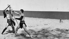 Gladiators (Strange Artifact) Tags: t sony fe archeon za f4 gladiators oss carlzeiss 2470mm variotessar a7r