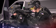 """Get Ready to Breach"" (Eripom^^) Tags: hk tom rainbow action military sub navy sac police railway special epia gloves secondlife weapon combat six swat machinegun mp5 9mm clancy breach kac surefire cmore aimpoint fdt ssoc tonktastic"