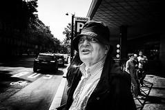 People in the street (KATANGA67) Tags: urban bw contrast photography photo blackwhite fuji photographie noiretblanc nb parisienne parisiens stphotographia fujifilmx100 fujix100