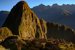 Machu Picchu, sun touched (khandozhkoa) Tags: travel peru inca 35mm landscape xf xpro2 xtrans landscapesdreams fujistas