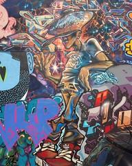 By #sidney  #streetart #streetartist #urbanart #urbanartist #graffiti #graff #wall #spray #bombing (pourphilippemartin) Tags: bombing sidney streetart streetartist urbanart urbanartist graffiti graff wall spray