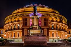 Royal Albert Hall (Daniel Coyle) Tags: uk longexposure nightphotography england london night royalalberthall nikon nightshot fireworks londonnight flickrwalk nightonearth d7100 flickrnightwalk danielcoyle nikond7100 londonbluehour lfm:eventid=lfman2016