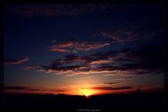 Sunset (adelinegovinicolas) Tags: sunset sky cloud sun beauty ciel nuages soir