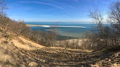Sunken Meadow State Park bluff panorama (Matt McGrath Photography) Tags: panorama newyork beach water unitedstates spit longisland northshore kingspark longislandsound sunkenmeadowstatepark